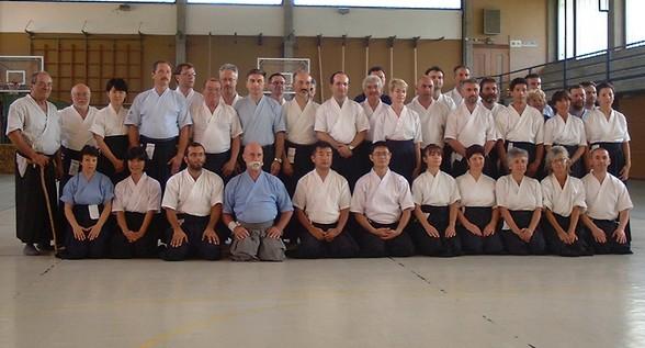 Seminario Heki - Pallanza - 2004