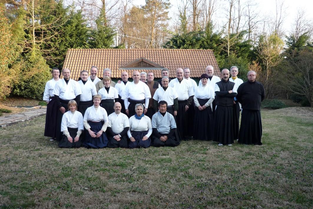 Seminario Heki - Casorate - marzo 2009