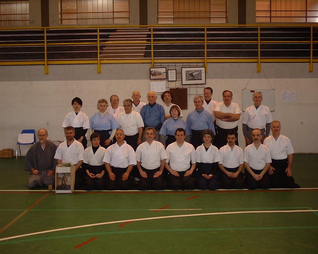 Kyudo Taikai - Torino - 2005