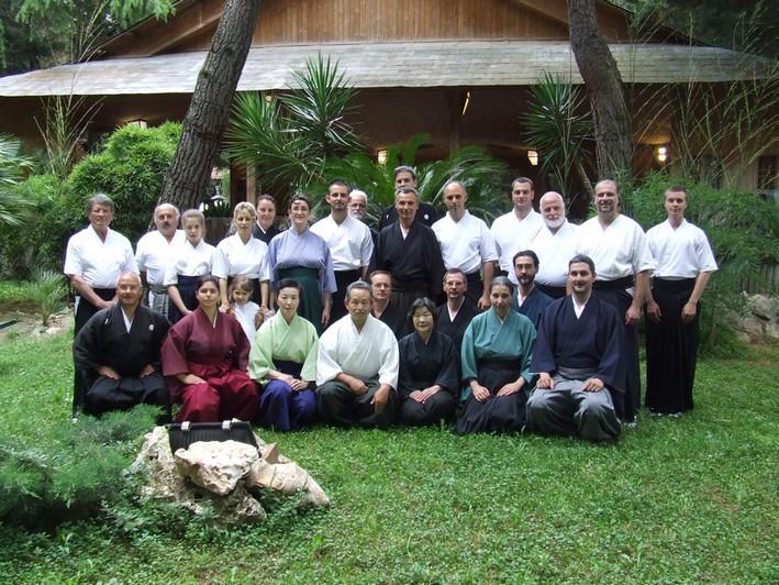 Seminario kyudo - Bitetto (BA) 12 - 15.06.2008