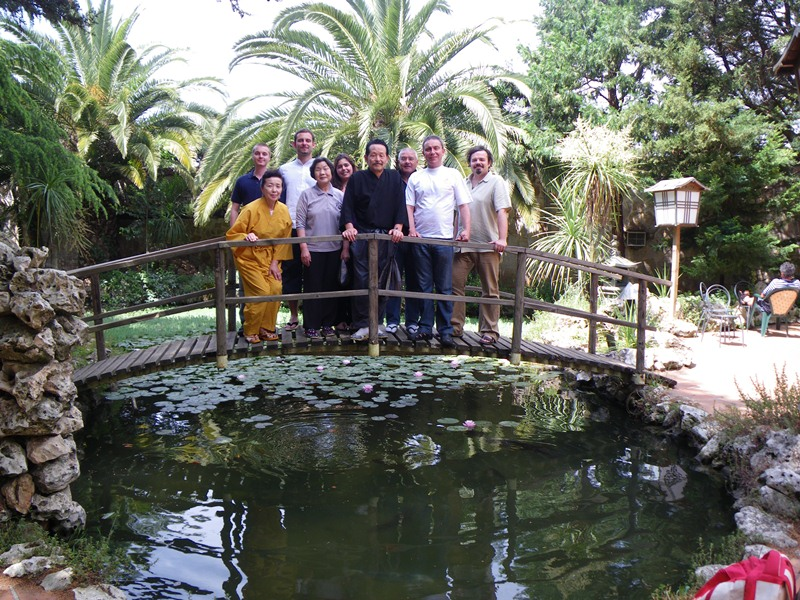 Seminario Kyudo Bitetto (BA) - Gruppo de Il giardino di rocce - 2009