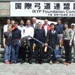 Inaugurazione IKYF - Tokyo - 14/04/2007