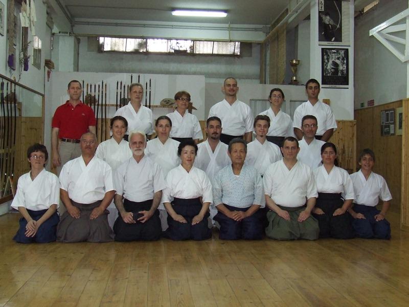 Seminario Kyudo - Palermo - 2006