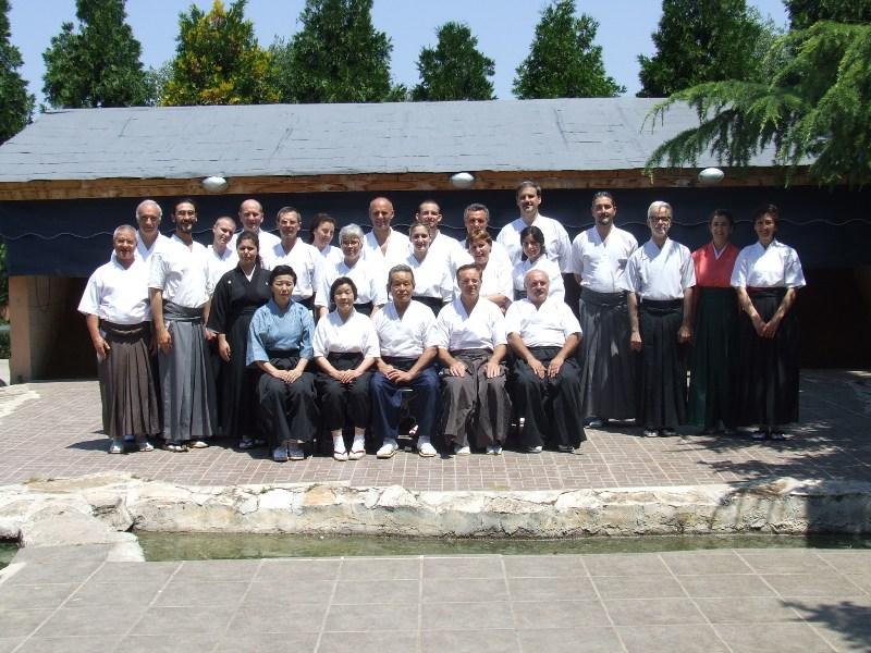 Seminario kyudo - Bitetto (BA) - 2007