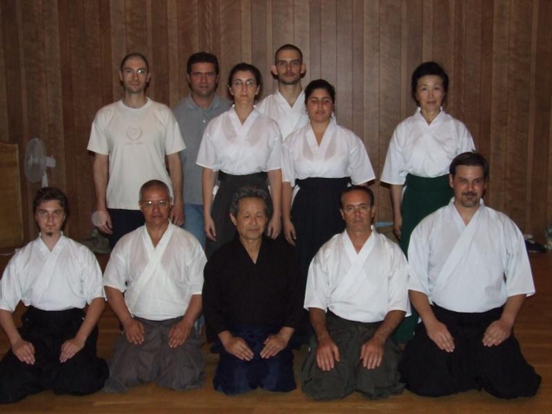 Seminario kyudo - Bitetto (BA) - 2006
