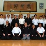 11-20 nov. 2010 - Missione dell'Accademia Romana Kyudo presso la Mitsubishi Yowakai