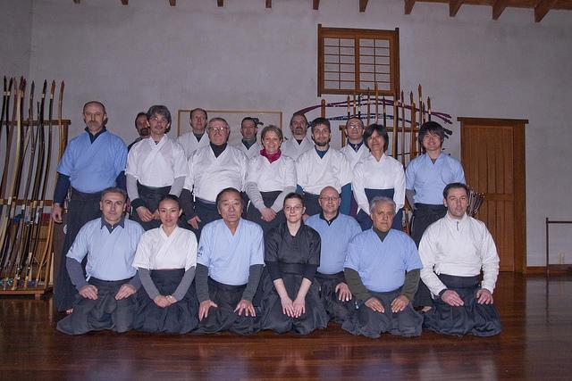 25-27 marzo 2011 - Casorate - Seminario Heki