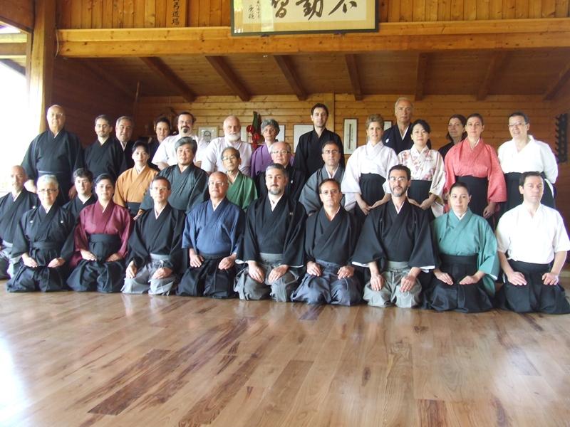 7-10 apr. 2011 - Seminario di Roma (Sensei: Hayashi, Nakano, Minai, Kakitani)