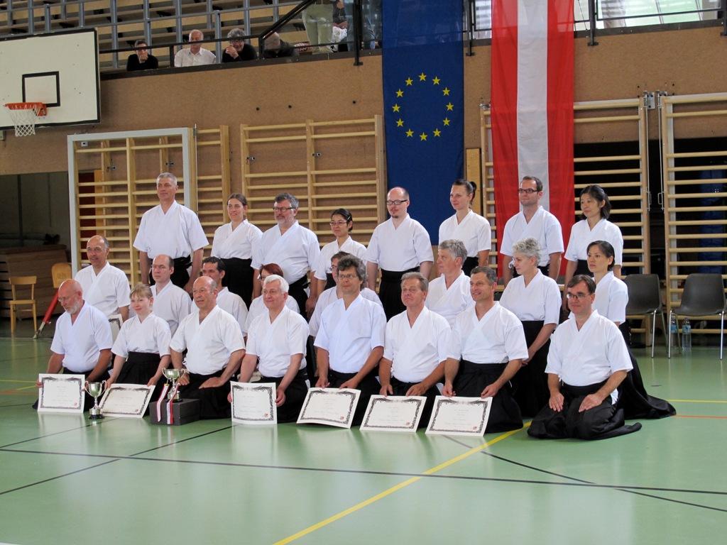 EKF Taikai - Vienna 28 - 29 maggio 2011