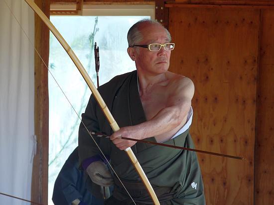 Hideya Nakano Sensei - Hanshi VIII dan