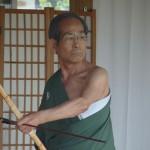 Fumio Hayashi Sensei - Hanshi VIII dan