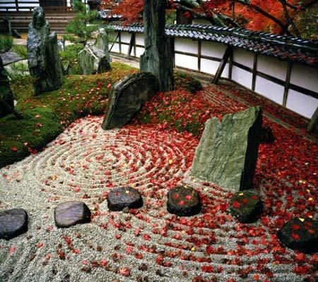 Il Giardino di Rocce 2007-2010 - Autunno ed i suoi colori