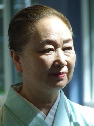 Satake Mariko Sensei - Hanshi VIII dan
