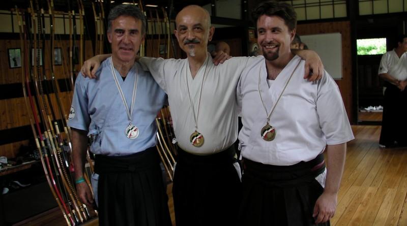 2° Taikai Nazionale - Premiati Taikai individuale