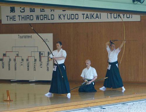 3° World Kyudo Taikai (Tokyo) 2018