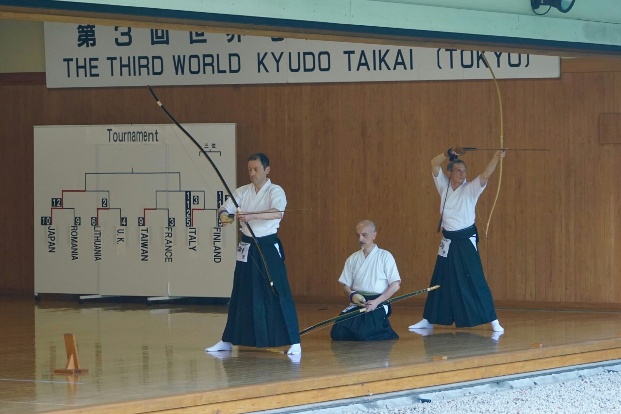 3° World Kyudo Taikai - Tokyo 2018