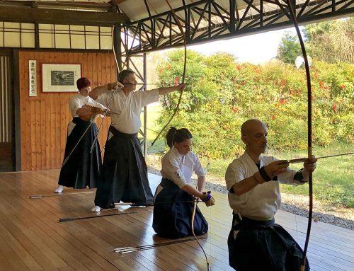15th EKF KYUDO TAIKAI – Taikai di selezione