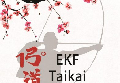 15th EKF KYUDO TAIKAI